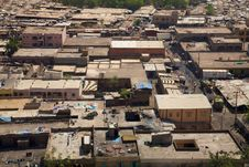 Free View Of Bamako The City Royalty Free Stock Image - 18545956