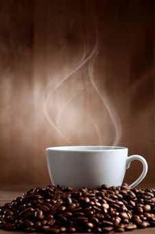Free Warm Cup Of Ciffee Stock Photos - 18546313