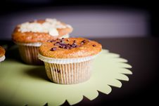 Free Muffins Stock Image - 18547081