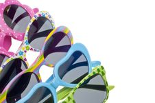 Free Summer Child Size Sunglasses Stock Photography - 18547922