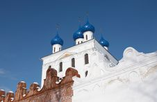 Free Church Of The Nativity Of The Blessed Virgin Mary Royalty Free Stock Image - 18548396