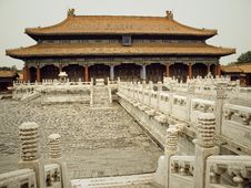 Free Gugun, Forbidden City Royalty Free Stock Image - 18548646
