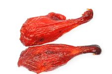 Free Roasted Duck Drumsticks Stock Image - 18549361