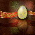 Free Abstract Illustration With Easter Egg Royalty Free Stock Photos - 18552438