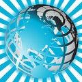Free Globe Royalty Free Stock Photography - 18556027