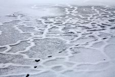 Free Frozen Lake Stock Image - 18551281