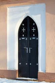 Free Chappel Door Stock Photo - 18552660
