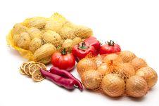 Free Fresh Vegetable Stock Photo - 18553760
