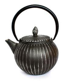 Free Teapot Isolated On White Royalty Free Stock Image - 18553966