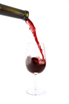 Free Red Wine Stock Photo - 18555570