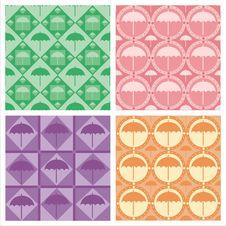 Cute Umbrella Patterns