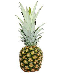 Free Pineapple Isolated On White Background. Royalty Free Stock Image - 18556466
