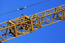 Free Crane At Work Royalty Free Stock Photography - 18556857