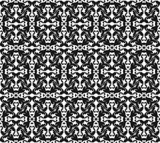 Free Seamless Damask Pattern Royalty Free Stock Image - 18557876
