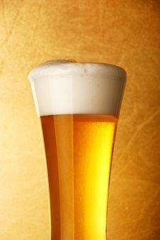 Free Glass Of Beer Royalty Free Stock Images - 18558869