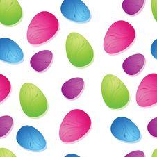 Free Bright Easter Egg Seamless Tile Stock Photo - 18559270