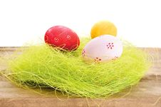 Free Easter Eggs Stock Images - 18559444