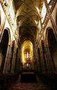 Free Cathedral Interiors Stock Images - 18567304