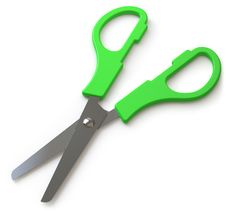 Free Scissors Stock Image - 18560301
