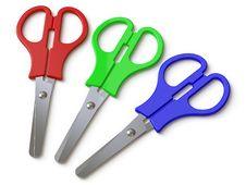 Free Scissors Stock Image - 18560411