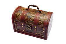 Free Treasure Chest Stock Photo - 18560600