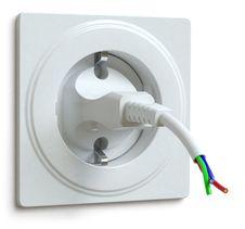 Free Electrical Socket Stock Photos - 18560823