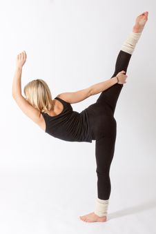 Free Sport And Acrobatics Royalty Free Stock Photography - 18561627
