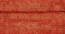 Free Old Red Brick Wall Stock Photos - 18563313