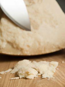 Free Parmesan Royalty Free Stock Photos - 18564068
