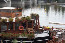 Free Boat Royalty Free Stock Photo - 18565025