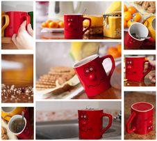 Free Breakfast Royalty Free Stock Photography - 18565847