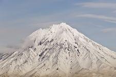 Free Volcano Royalty Free Stock Photography - 18567057