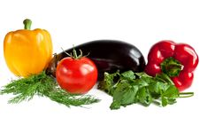 Free Vegetables Royalty Free Stock Photos - 18567878