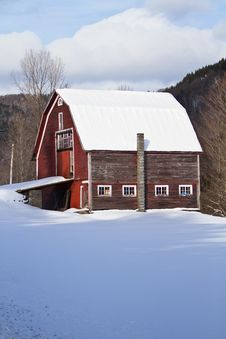Free Faded Barn Stock Images - 18567964