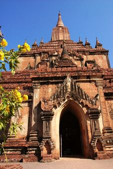Free Historical Monastery In Myanmar Stock Photos - 18568573