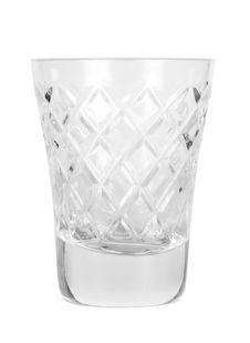 Free Empty Glass For Vodka Royalty Free Stock Photos - 18568988