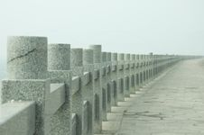 Free Baluster Along The River Stock Photography - 18570162