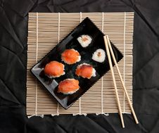 Free Sushi 2 Stock Photography - 18570332