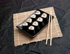 Free Sushi 1 Royalty Free Stock Images - 18570339