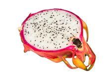 Free Dragon Fruit Section Stock Photography - 18572342