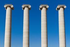 Free Column Royalty Free Stock Image - 18572706