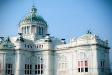 Free The Throne Hall In Bangkok Stock Photos - 18572713