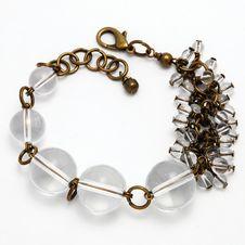 Free Quarts Bracelet Stock Image - 18572841