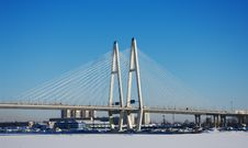 Big Cable-stayed Bridge