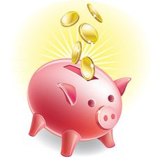 Free Piggy Bank Stock Images - 18575444