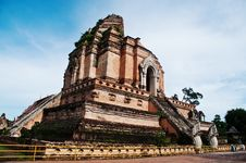 Free Phra Chedi Luang Stock Images - 18576854