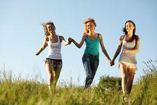 Free Fun Girlfriends Stock Photos - 18577503
