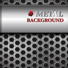 Free The Abstract Metallic Background Stock Photos - 18577743