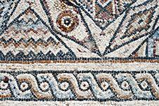 Free Closeup Of Ancient Mosaic. Stock Photo - 18577960
