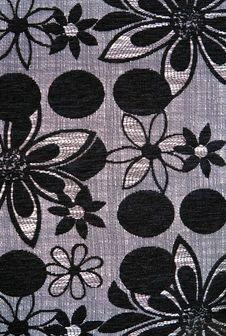 Free Retro Fabric Pattern Royalty Free Stock Photos - 18578028